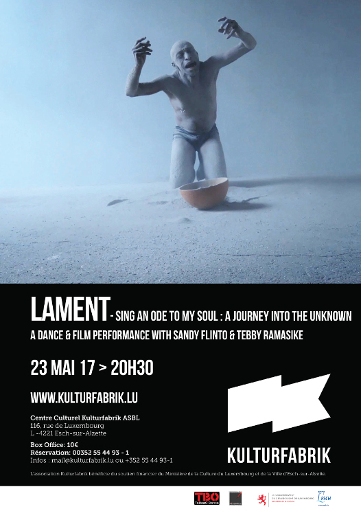 Lament - Barcelona Esch-sur-Alzette May 2017